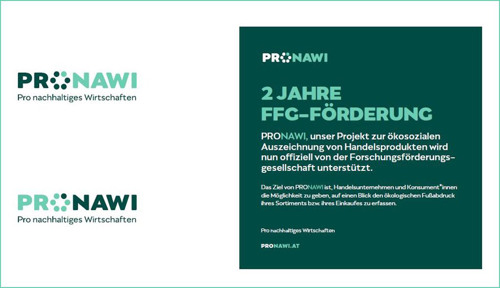 Quartalsmeeting & das schnelle ProNaWi-Logo