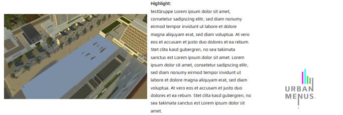 (c) akaryon - Projekt Urban Menues-Highlight 1