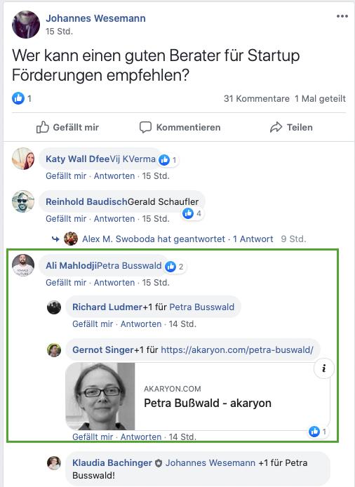 akaryon foerderberatung empfehlung-austrian startups