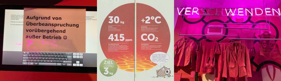 Das Klima & Ich