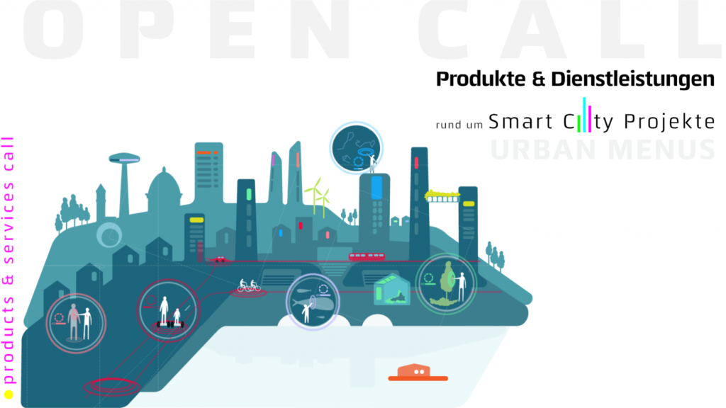 Die Stadt wird smart: Der URBAN MENUS Smart City Product & Services Onboarding Prozess läuft